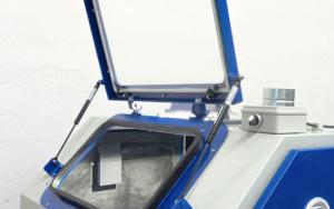 Top Opening View Window for sandblasting cebinet
