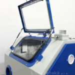 sandblasting machine with top opening view window