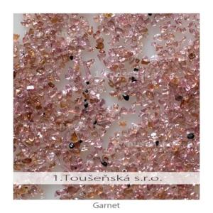 mineral abrasive material garnet
